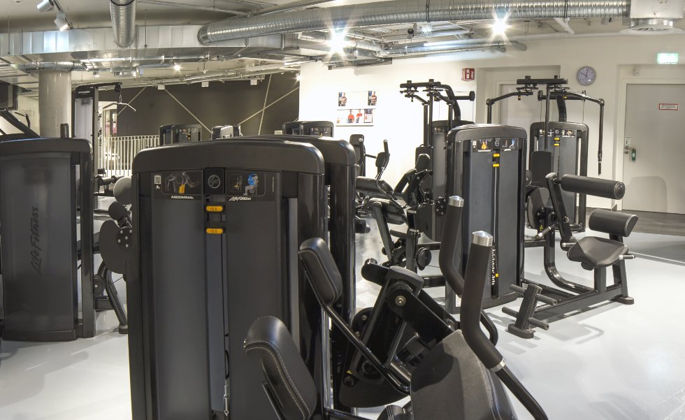 Fitness First – Opernplatz XIV
